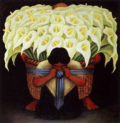 Love this -- diego rivera pinata painting - Google Search