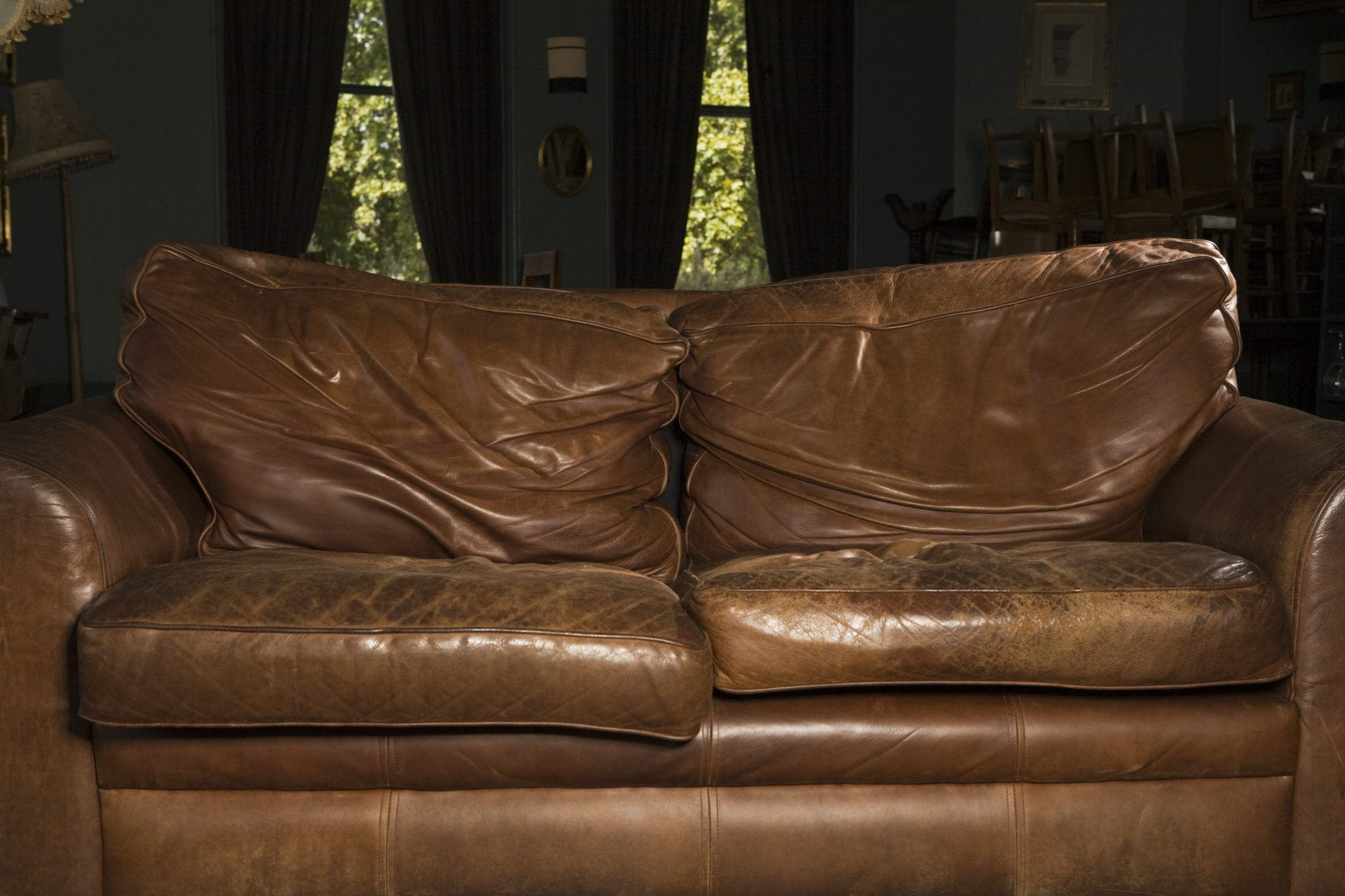 How To Clean Protect Naugahyde Furniture Naugahyde Sometimes Called Artificial Leather Is A Vinyl Faux Leather Couch Leather Couch Cleaning Leather Sofas