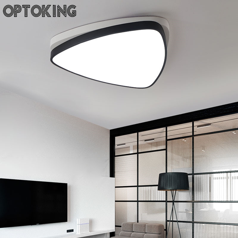 85.00$  Watch now - http://alilnp.shopchina.info/go.php?t=32805551495 - OPTOKING Geometric Iron Ceiling Lamp Nordic Creative Living Room / Bedroom Ceiling Light Warm Atmosphere DIY  Lighting   #aliexpressideas