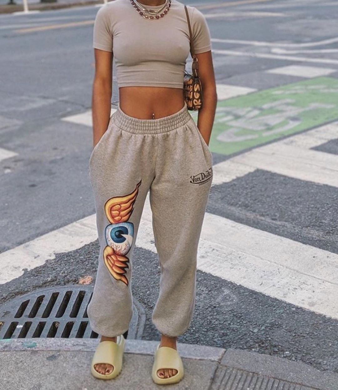 yeezy outfits instagram