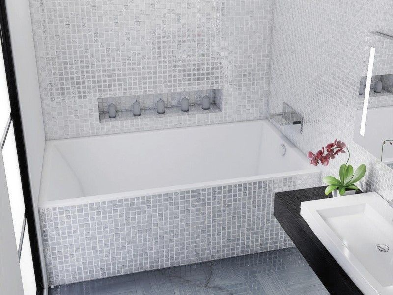 Envy - Alcove Baths   Mirolin