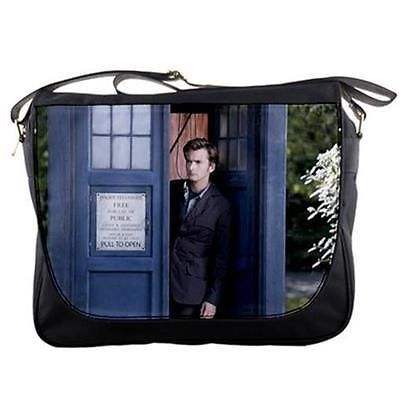 #Doctor who #tardis david tennant tenth doctor messenger bag classic #cross body,  View more on the LINK: http://www.zeppy.io/product/gb/2/321632825437/