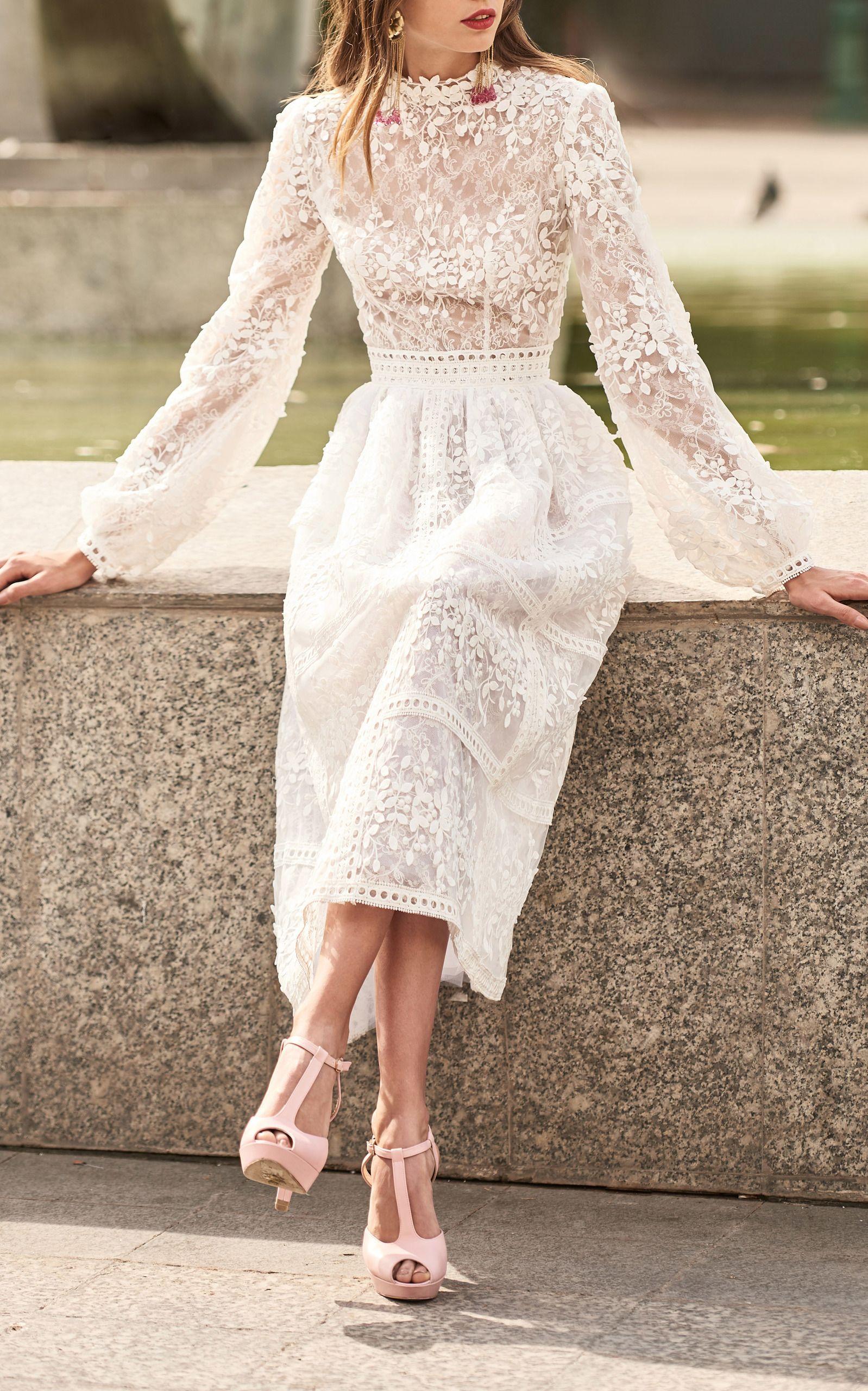 Costarellos Trunkshow | Moda Operandi -   18 dress Midi wedding ideas