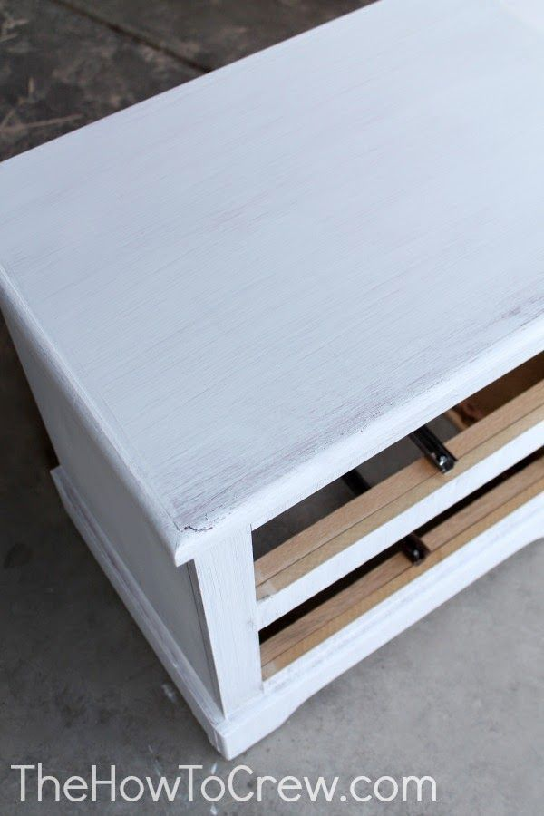 the how to crew how to paint laminate furniture without sanding rh in pinterest com