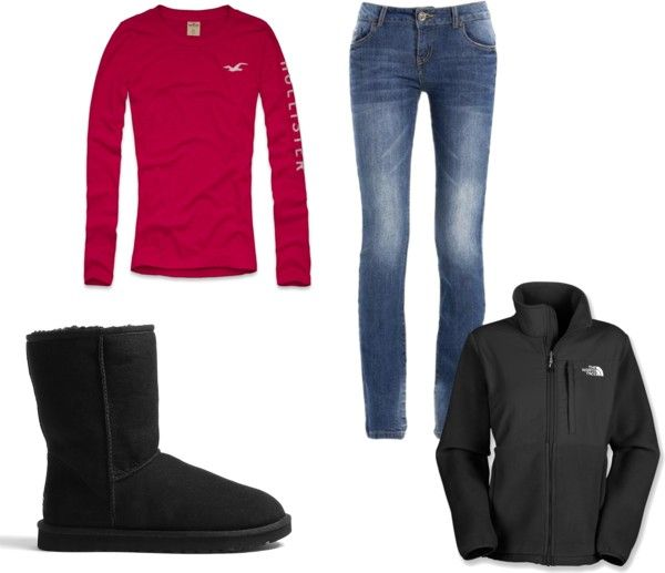 """""""WInter"""" by taylor9501 on Polyvore"""