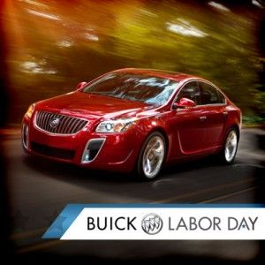 Save On A 2013 Buick During The Lake Chevy Buick Gmc Labor Day Sale Sports Sedan Buick Buick Regal