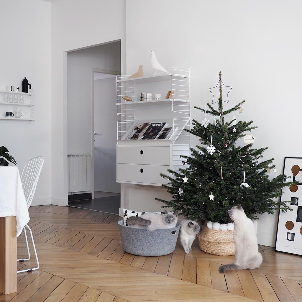 Decorer Son Interieur Pour Noel Les Inspirations Minimalistes De