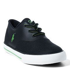 Vaughn Mesh Sneaker - Little Kid All Shoes - RalphLauren.com