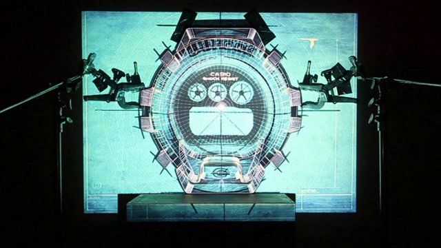 Projection Mapping at it's finest.  One of Flow Media's core offerings.