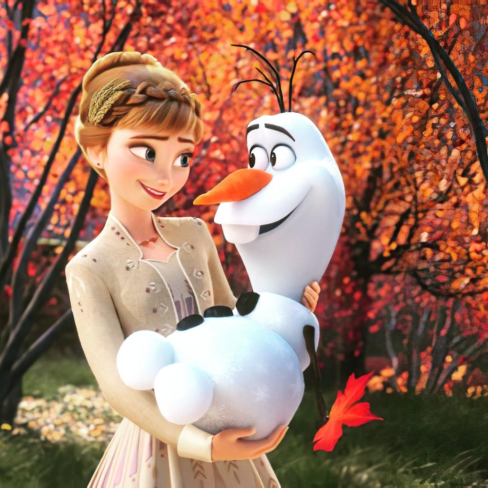 🍁 Fans of Frozen ❄️ on Twitter