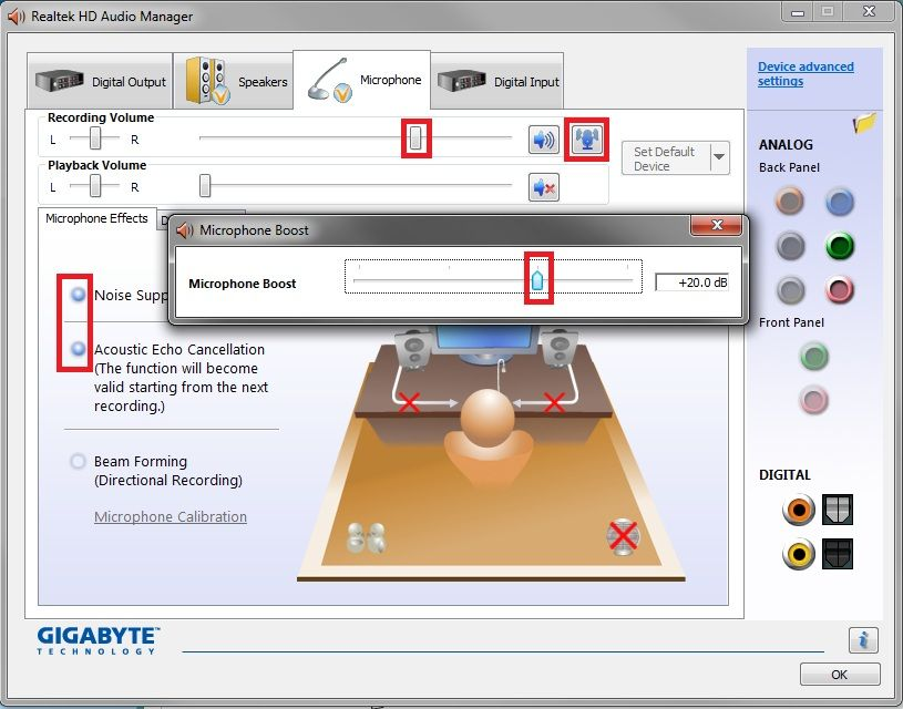realtek high define audio driver