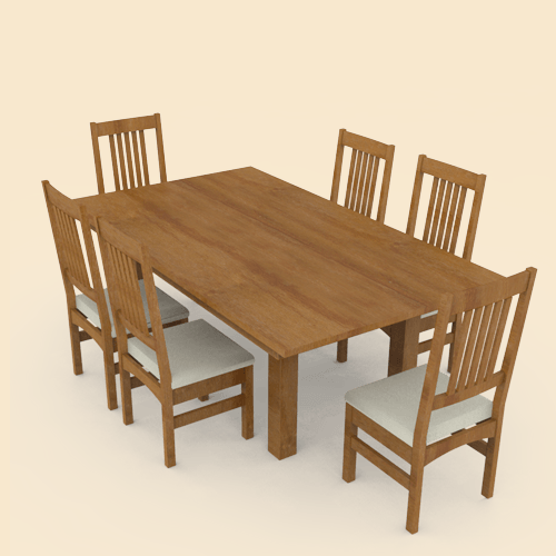Halifax Dining Table Table Dining