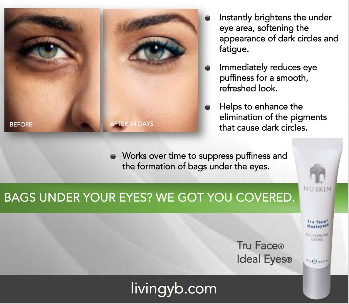 Scientifically Formulated To Offer Both Immediate And Long Term Benefits It 1 Instantly Brightens Th Dark Circles Under Eyes Dark Circles Eye Wrinkle Cream