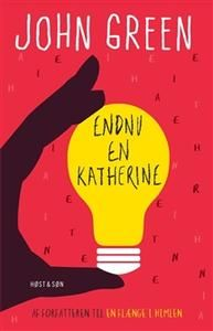 5 stars out of 10 for Endnu en Katherine by John Green #boganmeldelse #bookreview #bookeater. Read more reviews at http://www.bookeater.dk