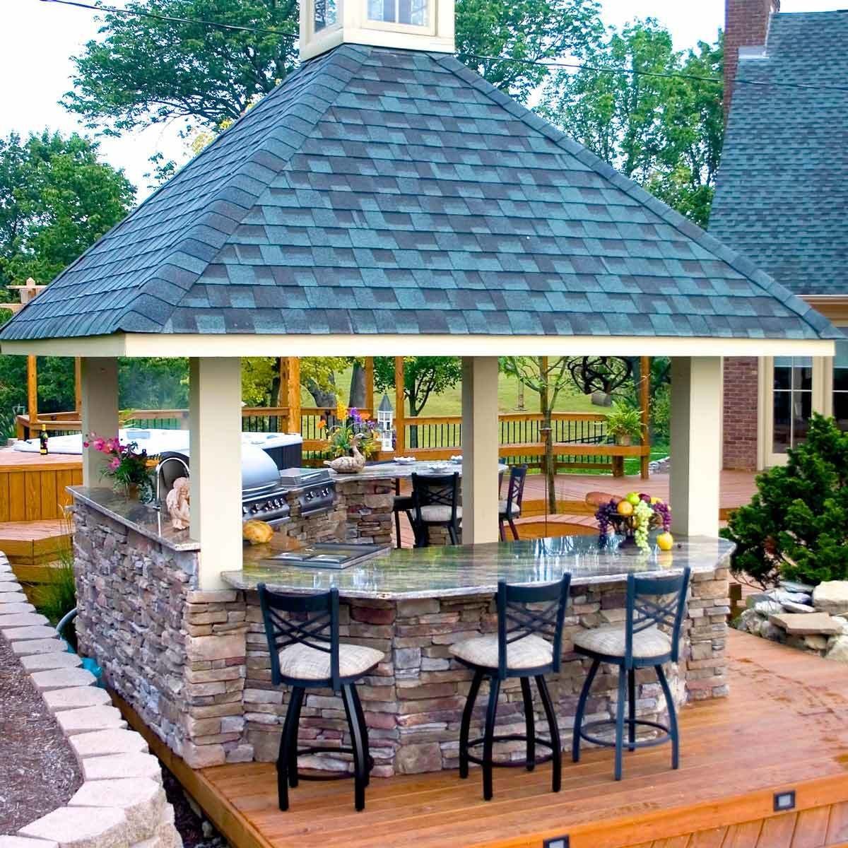 10 inspiring outdoor bar ideas outdoor kitchen design