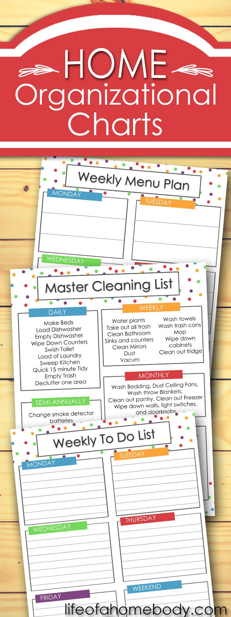 Get Your Free Weekly Planner List To Help You Plan Your Week Weekly Planner Free Planner Home Management Binder