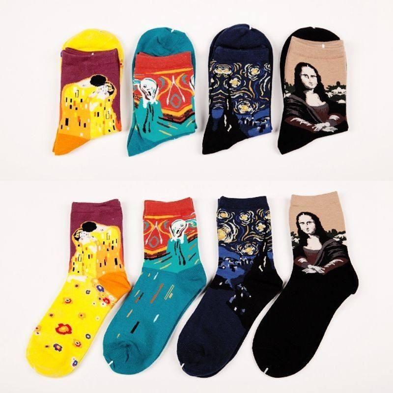 ba77e1f800 Modern Art Socks - Online Aesthetic - Tumblr Kawaii Aesthetic Shop Fashion