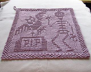 Skeleton & Owl | Dishcloth crochet pattern, Halloween ...