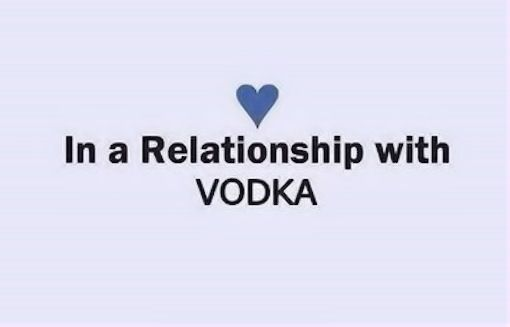 In A Relationship With Vodka Funny Quotes Quote Vodka Funny Quote Funny Quotes Humor Lol Alcohol Vodka Humor Funny Quotes Vodka Quotes