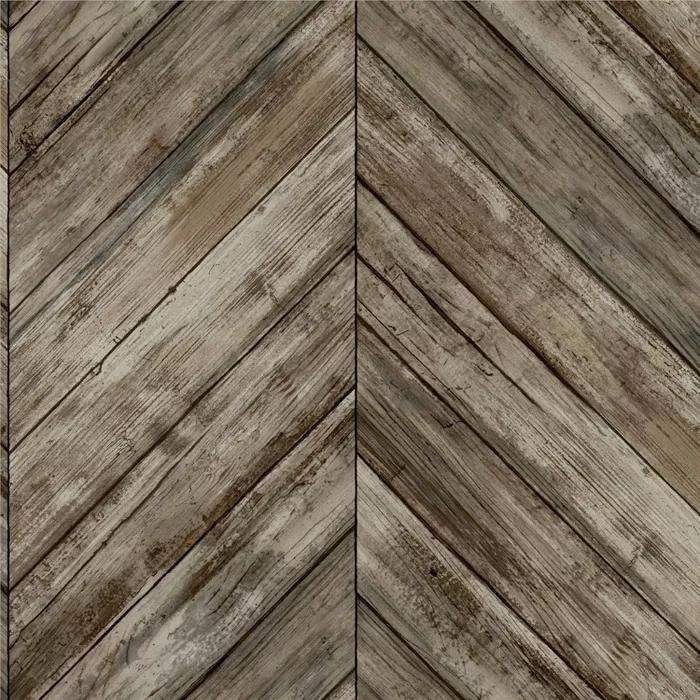 Roommates Herringbone Wood Boards Peel Stick Wallpaper Herringbone Wood Peel And Stick Wallpaper Wood Wallpaper