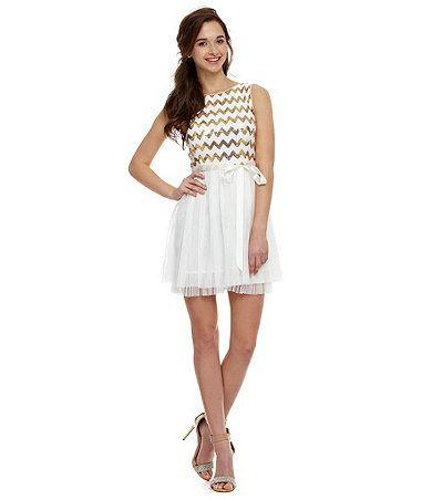 Juniors | Dresses | Sequin Dresses | Dillards.com | Clothes ...