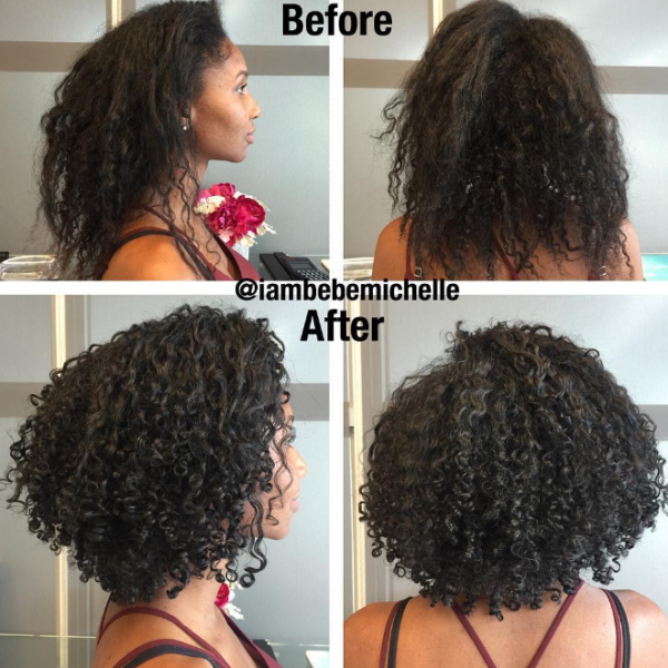 Avoid Heat Damage To Your Natural Hair