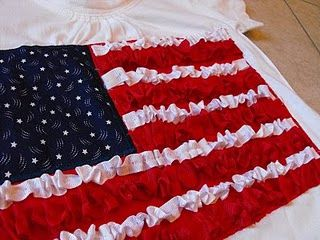 Flag shirt (Ruffles)