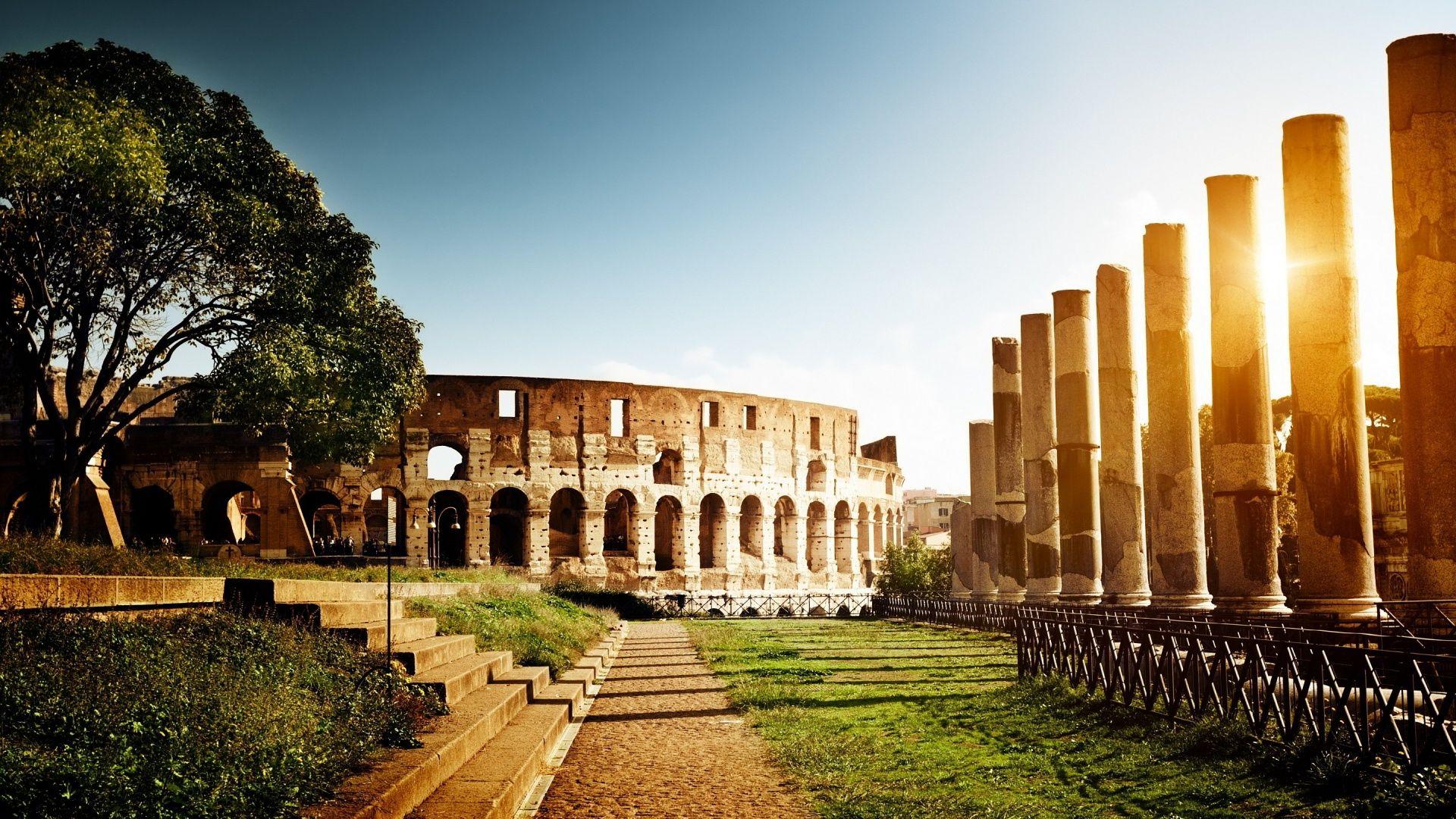 roma city landscape wallpaper iphone wallpaper | italia & sicilia