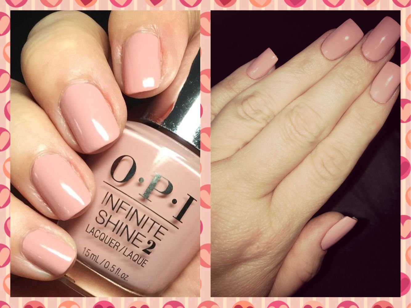 Opi Infinite Shine You Can Count On It Opi You Can Count On It Nails Nail Designs Nail Polish