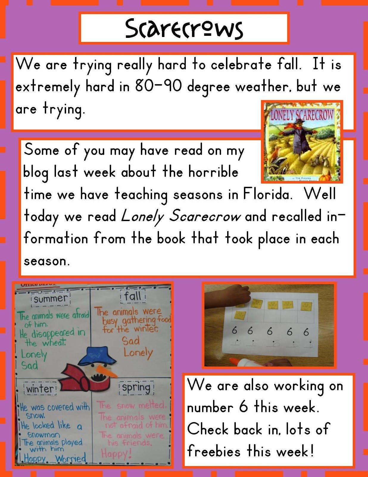 Golden Gang Kindergarten October