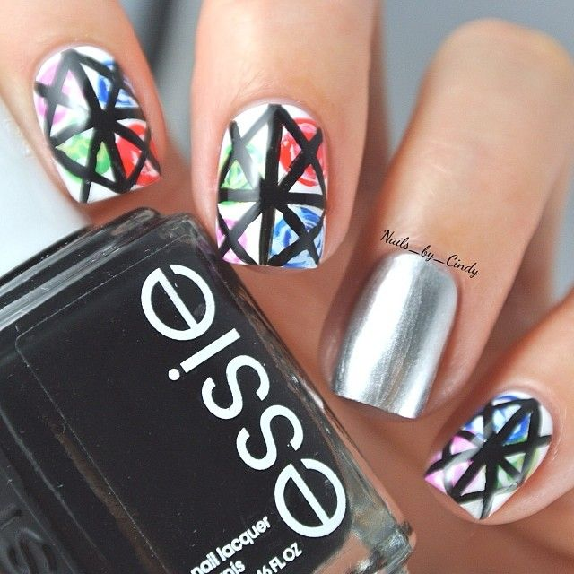 Nail Nails Nailart Manicure Polish Naildesign Beauty Unas