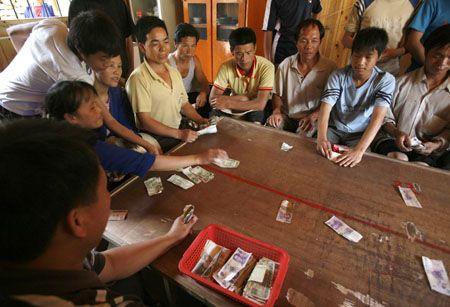 Illegal Gambling Spot In Guangxi Guangxi Gambling Spots
