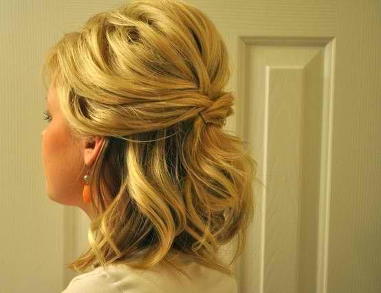 Wondrous 1000 Ideas About Short Updo Hairstyles On Pinterest Hairstyles Short Hairstyles For Black Women Fulllsitofus