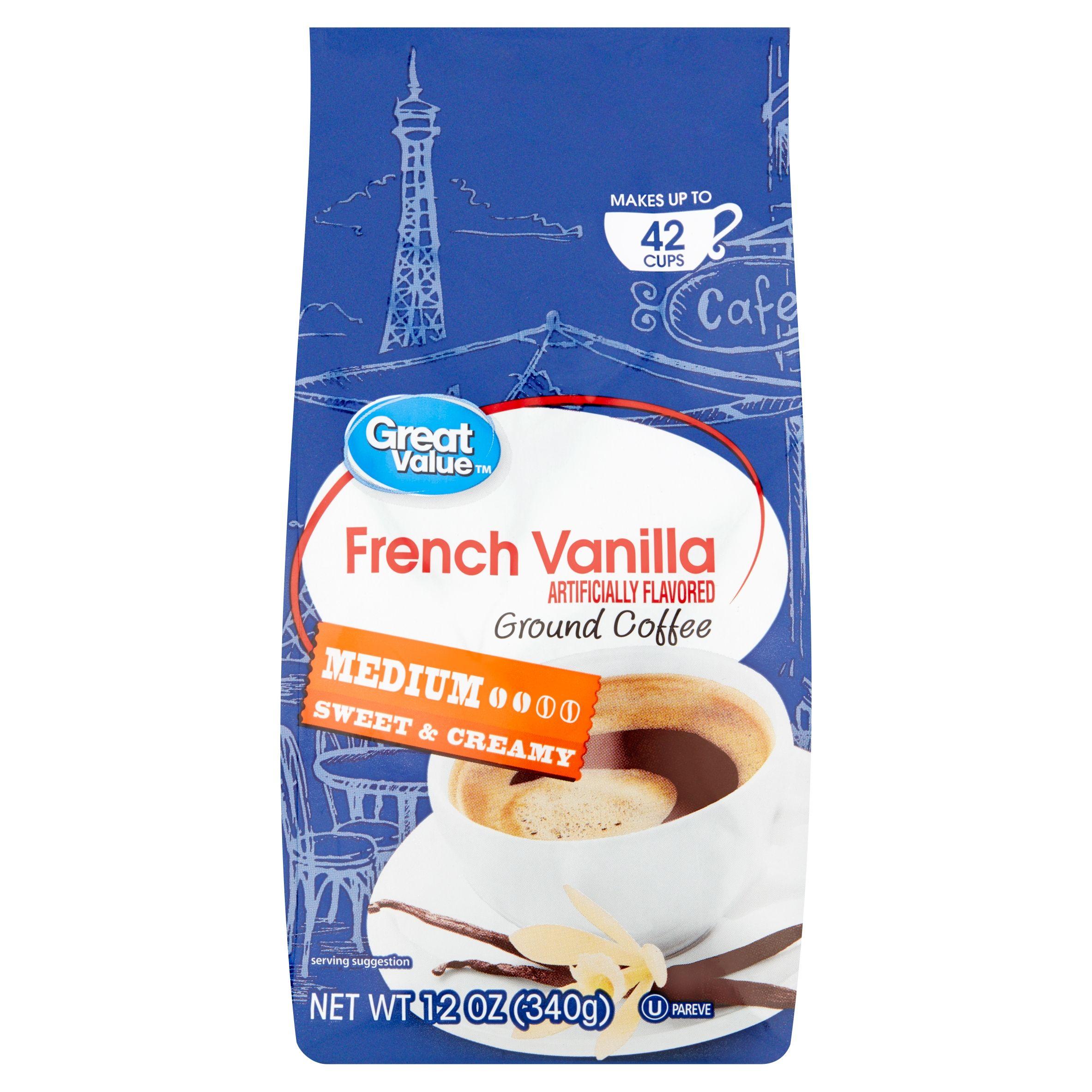 French Vanilla Coffee Beans Calories di 2020