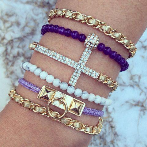 Majestic #Bracelet #Stack #ChichiMe