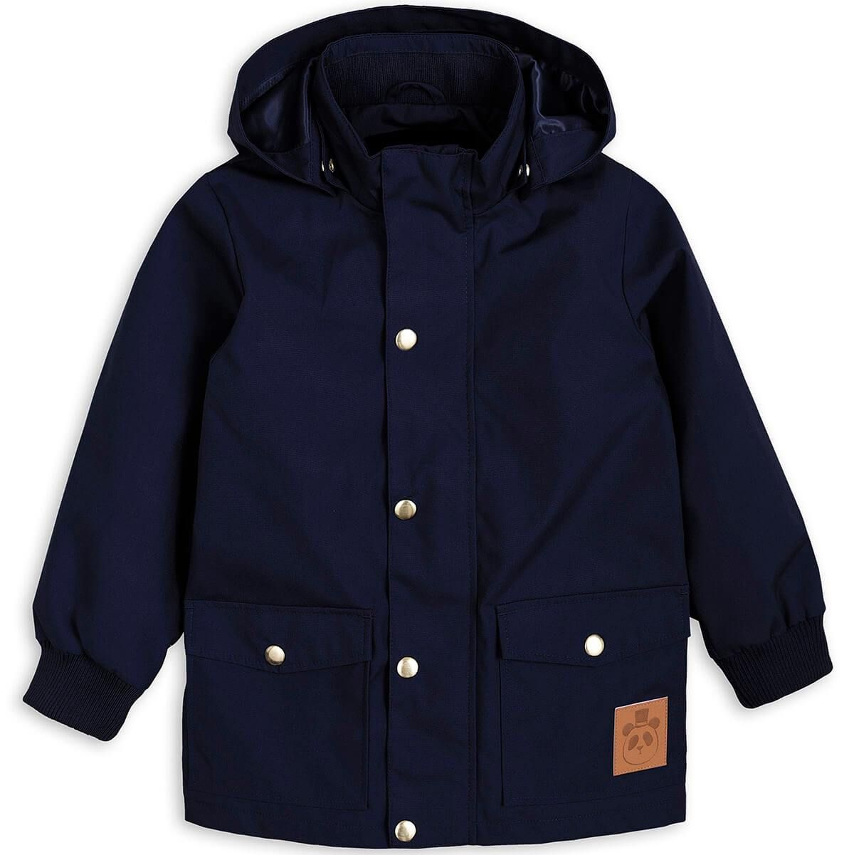 363a0fcb74d9 Pico Jacket in Navy by Mini Rodini – Junior Edition