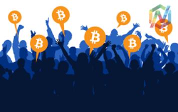 Millenials invest in bitcoin stats