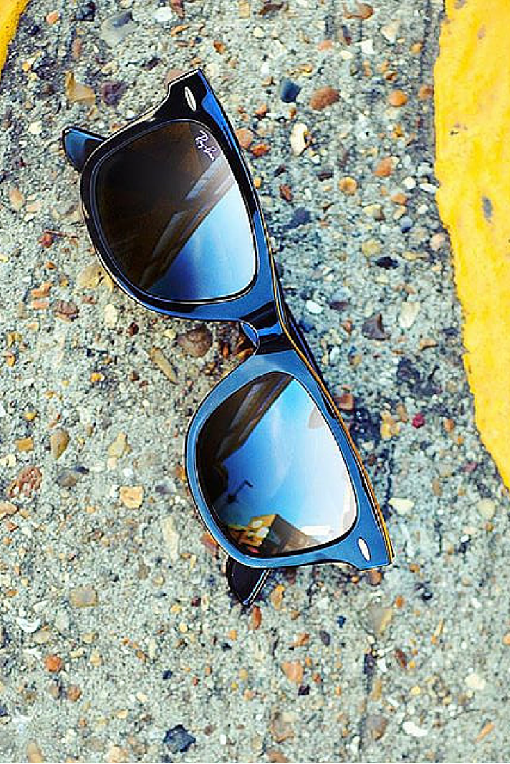 Legendary #sunglasses: Ray-Ban RB2140 Original Wayfarer.