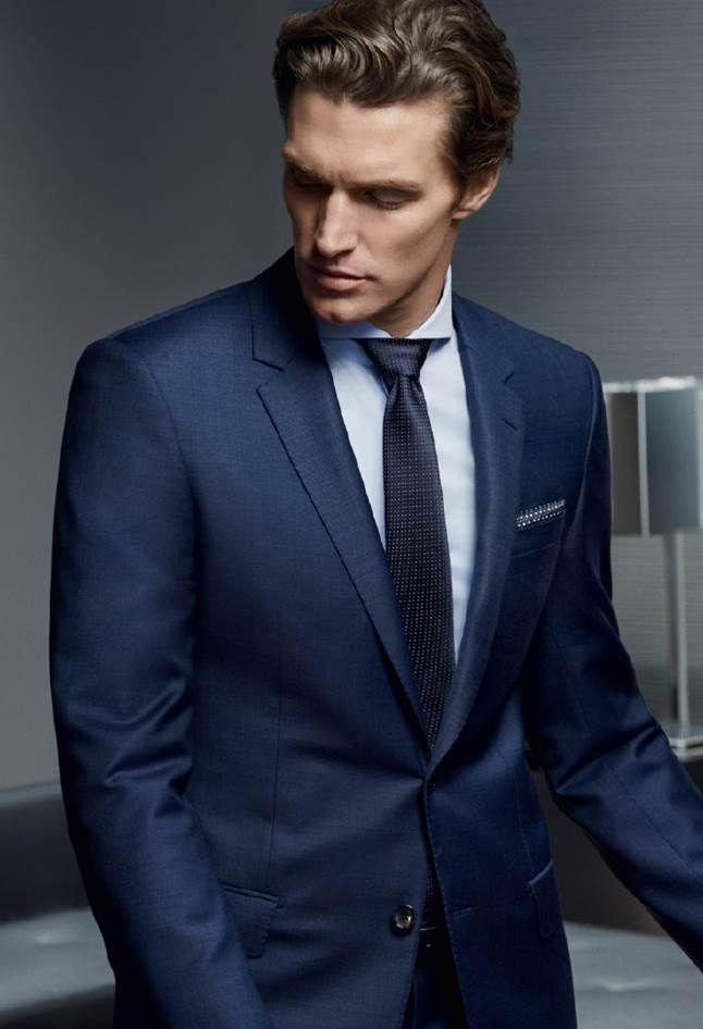 Hugo Boss   Hugo boss, Dapper gentleman and Suit men