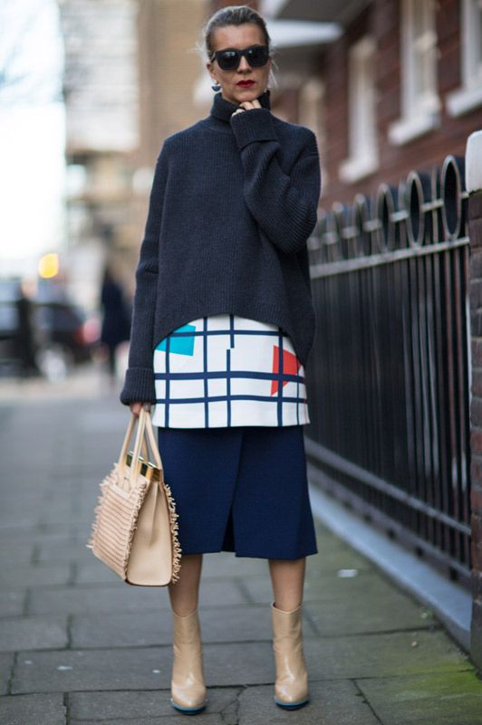 Best dressed at London Fashion Week - Telegraph