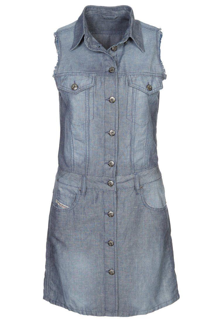 Jeans kleid diesel