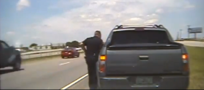 Ridin' Dirty: Cops Stop George Zimmerman For Speeding, Find Gun In His Car (VIDEO) | Global Grind