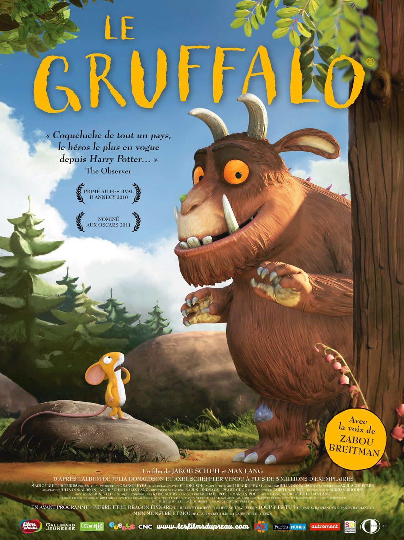 Le Gruffalo (The Gruffalo) moyen métrage d'animation