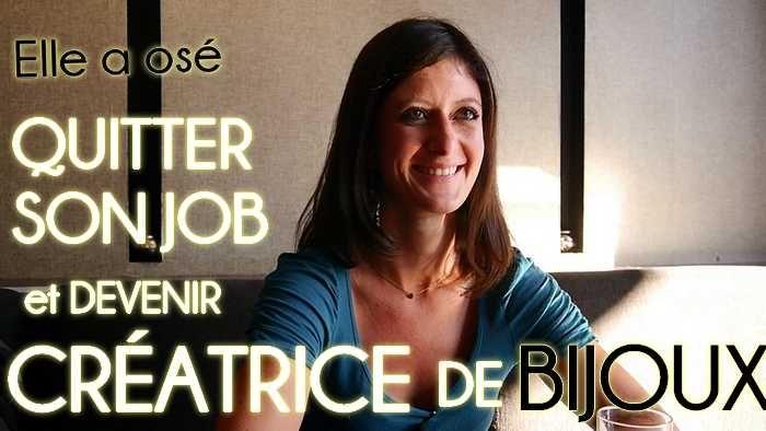 elle a os quitter son job de consultante et devenir cr atrice de bijoux reconversion. Black Bedroom Furniture Sets. Home Design Ideas