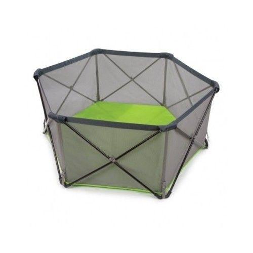 Infant Portable Playard Baby Travel Playpen Indoor Outdoor Toddler Yard Compact Pop N Play Baby Play Yard Portable Play Yard