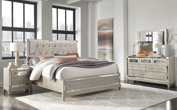 5 Pc Queen Storage Bedroom Set Cardi S Furniture Mattresses