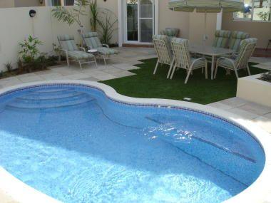 Our Refreshing Pool Yours To Use When You Stay At Villa Gazelle Dubai Www Rentadubaivilla Com Villa Pool Pool Villa