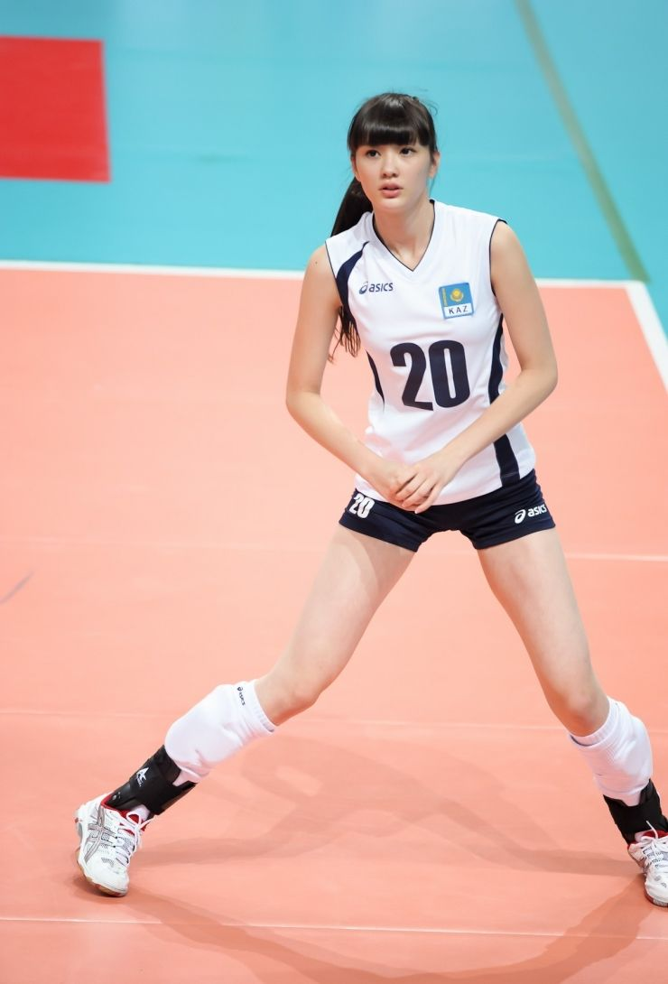 Pin On Sabina Altynbekova