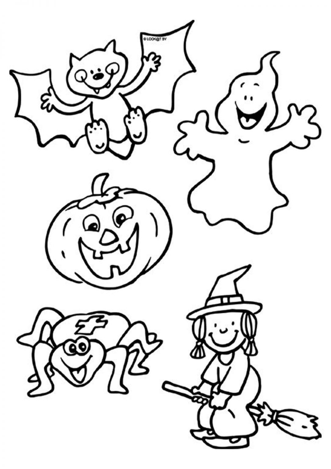 Free Easy To Print Halloween Coloring Pages Halloween Coloring Free Halloween Coloring Pages Coloring Pages