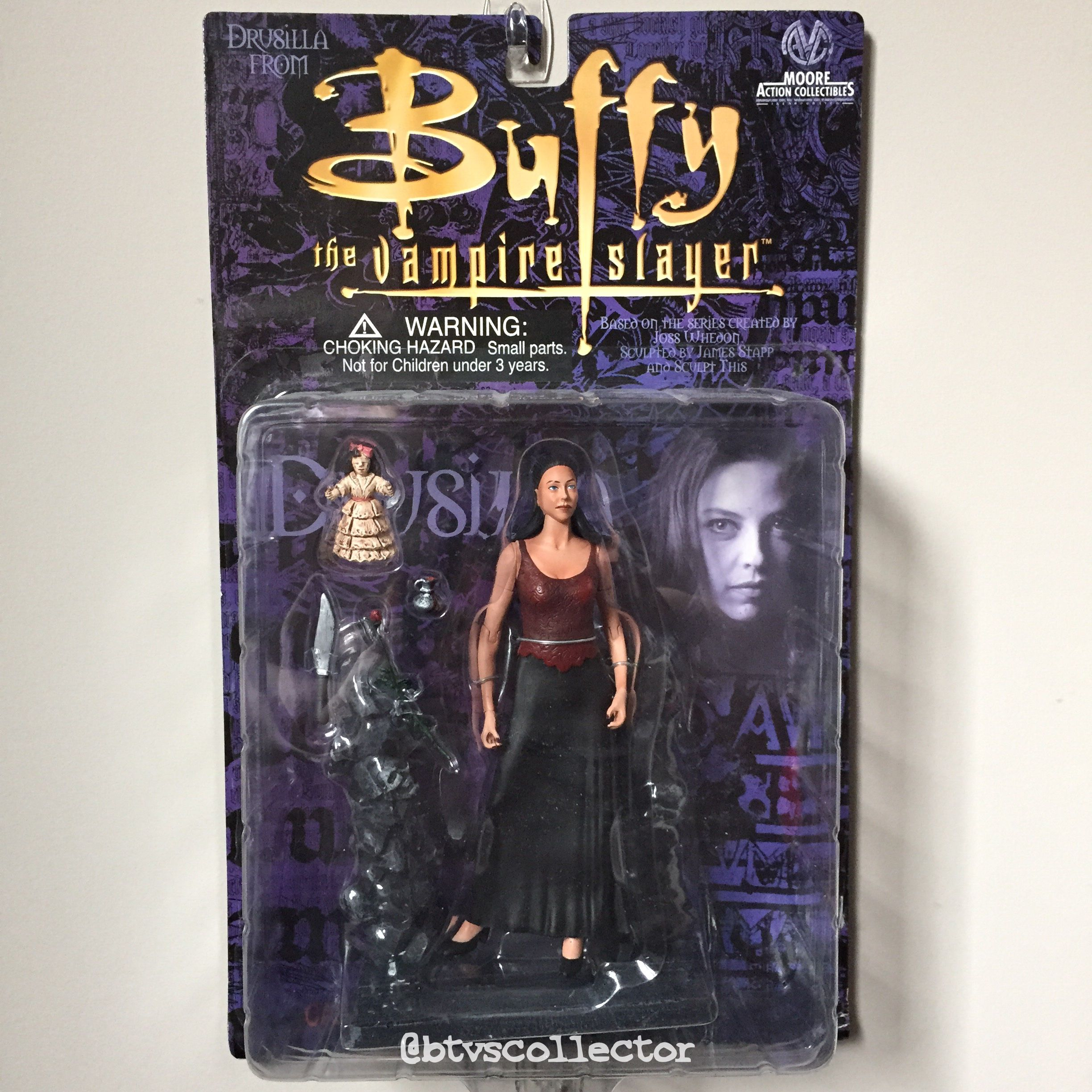 Moore action collectibles buffy the vampire slayer figure moore action collectibles buffy the vampire slayer figure drusilla fandeluxe Document